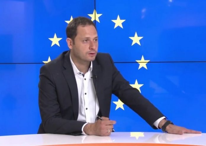 Евродепутатът Петър Витанов в Стара Загора на 23 януари