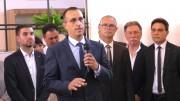 Съвместна приемна на Ивайло Крачолов и Емил Христов в Чирпан за граждани