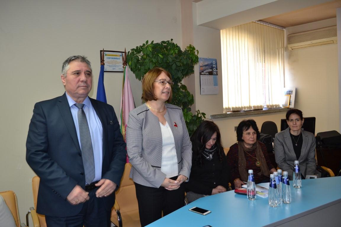 Тракийският университет представи нови специалности в сферата на розопроизводството