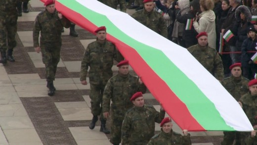 """За шести път 300-метровото българско знаме поема своя път до Мемориален компекс """"Бранителите на Стара Загора"""""""