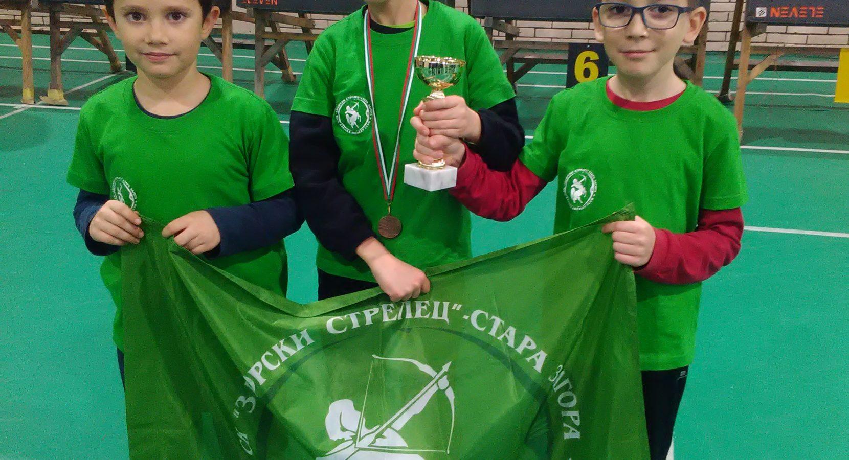 """""""Загорски стрелец"""" за девета поредна година организира национален турнир по спортна стрелба с лък"""