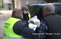 """1500 защитни маски за многократна употреба произвежда на ден общинското дружество """"Мересев""""ЕООД"""