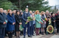 147 години от обесването на Васил Левски. Общоградски ритуал в Стара Загора