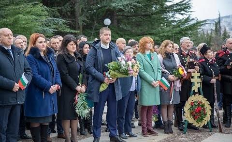 Честит 3 март! Национален празник на Република България и 142 години от Освобождението. Поклон пред героите!