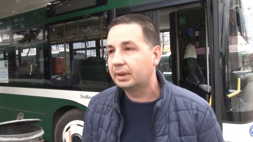 Дезинфекцират обществения транспорт в Стара Загора