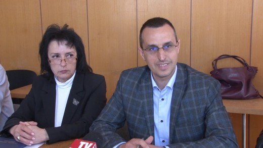 Пресконференция на кмета на Чирпан Ивайло Крачолов. Мерки за противодействие на разпространение на коронавируса в Община Чирпан