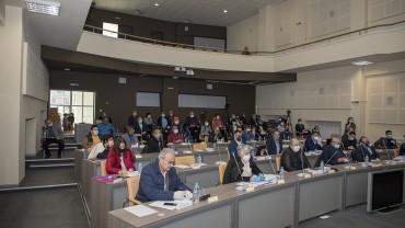 Близо 100 предложения разгледа Общинският съвет на Стара Загора на мартенското си заседание
