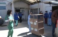 Старозагорецът инж. Николай Михайлов с лично дарение на животоспасяваща апаратура за лечение на COVID-19 в УМБАЛ /видео/