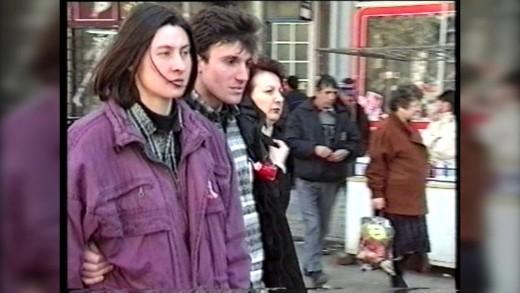 Стара Загора в прехода – кадри от 1999 година