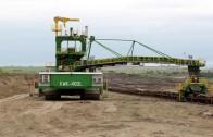 Новите роторни багери вече работят в Рудник Трояново-север
