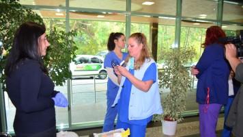 """Медик от Болница """"Тракия"""" успешно отказа цигарите  след кампания срещу тютюнопушенето"""