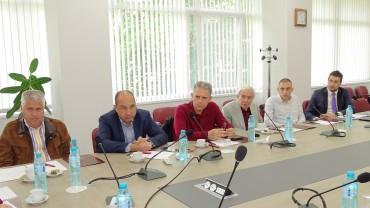 Настоятелският съвет на ТрУ проведе второто си заседание