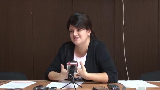 Пресконференция на председателя на Общински съвет Стара Загора Мария Динева – редовна сесия – 25 юни
