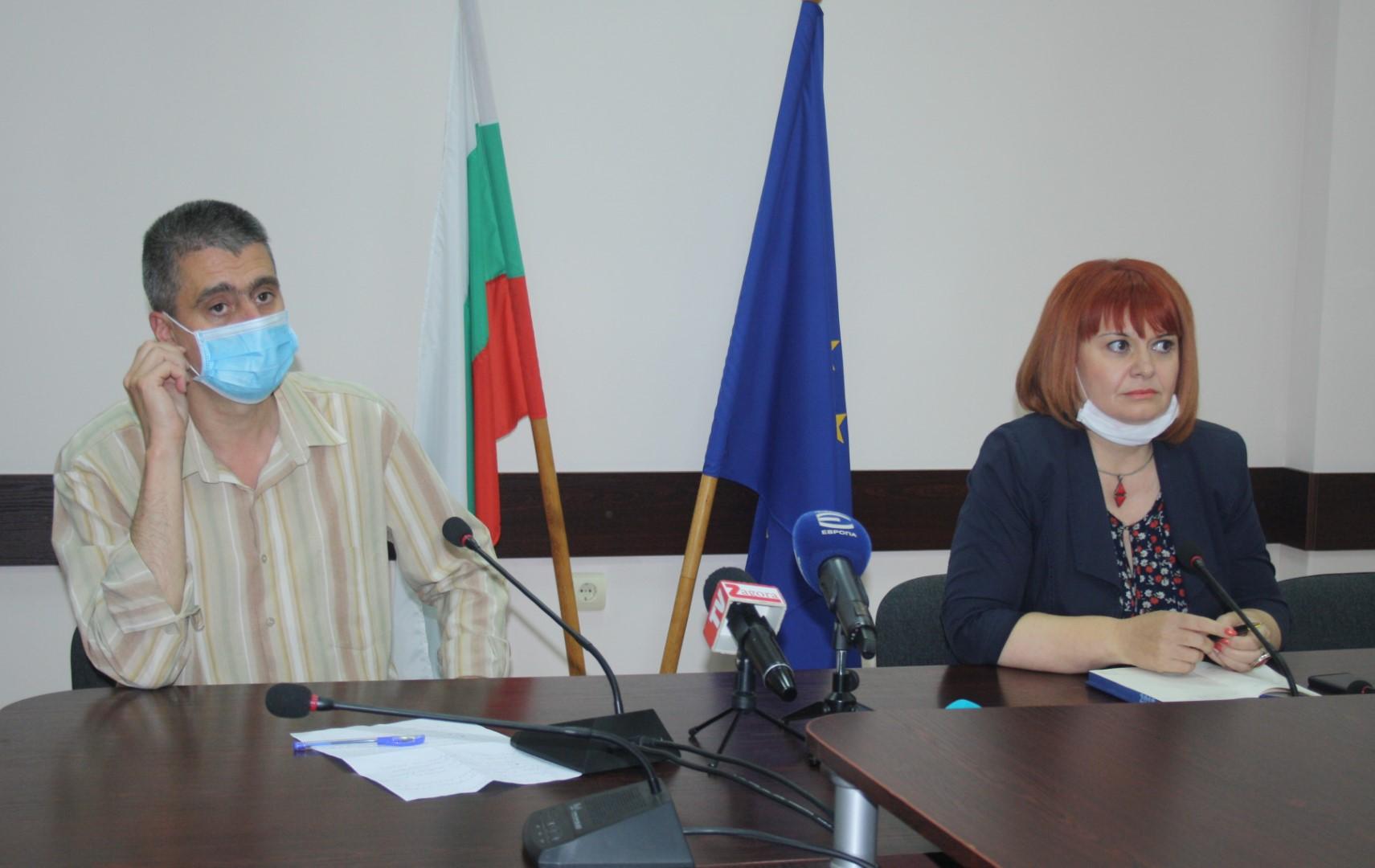 Шест са потвърдените случаи на COVID-19 в област Стара Загора за последните 24 часа