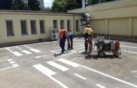 Старозагорска детска градина с нова площадка по безопасност на движението