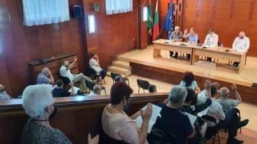 В Чирпан адвокат Даниела Драгийска  бе избрана за председател на БСП