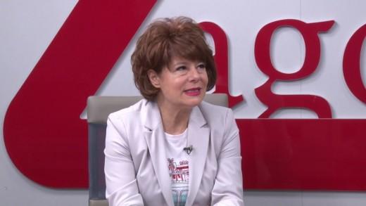 Вени Петрова, председател на БХРА за държавната помощ в сектора