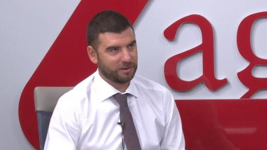 Диян Димитров, ГЕРБ: Скандализиран съм от поругаването на българския флаг