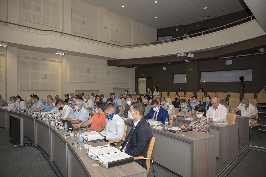 Над 80 предложения  бяха разгледани по време на юлското заседание на Общинския съвет Стара Загора