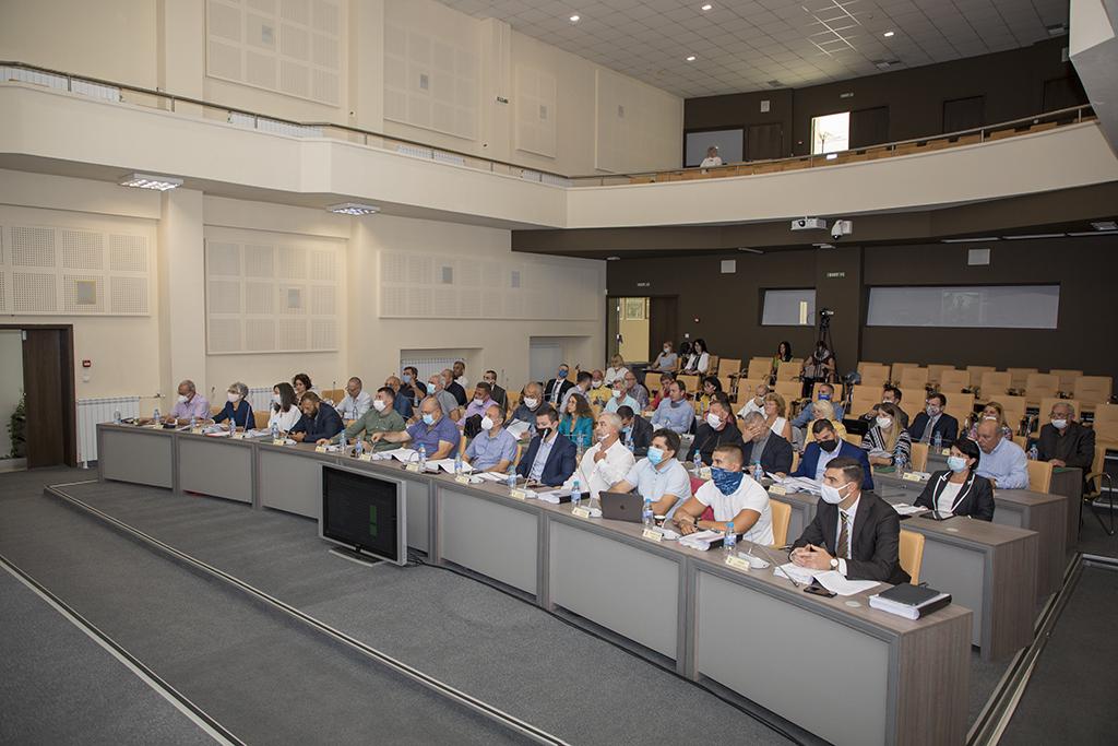 По 69  предложения взеха решения общинските съветници в Стара Загора