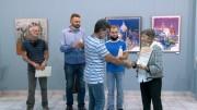 6.10.2020г. Сутрин с нас 2 част. Голямата награда на Есенен салон 2020 г е за скулптора Слави Славов