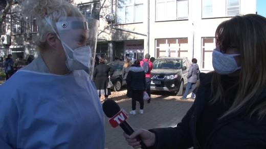 Десетки пациенти преминават през новооткрития Триажен кабинет в Стара Загора