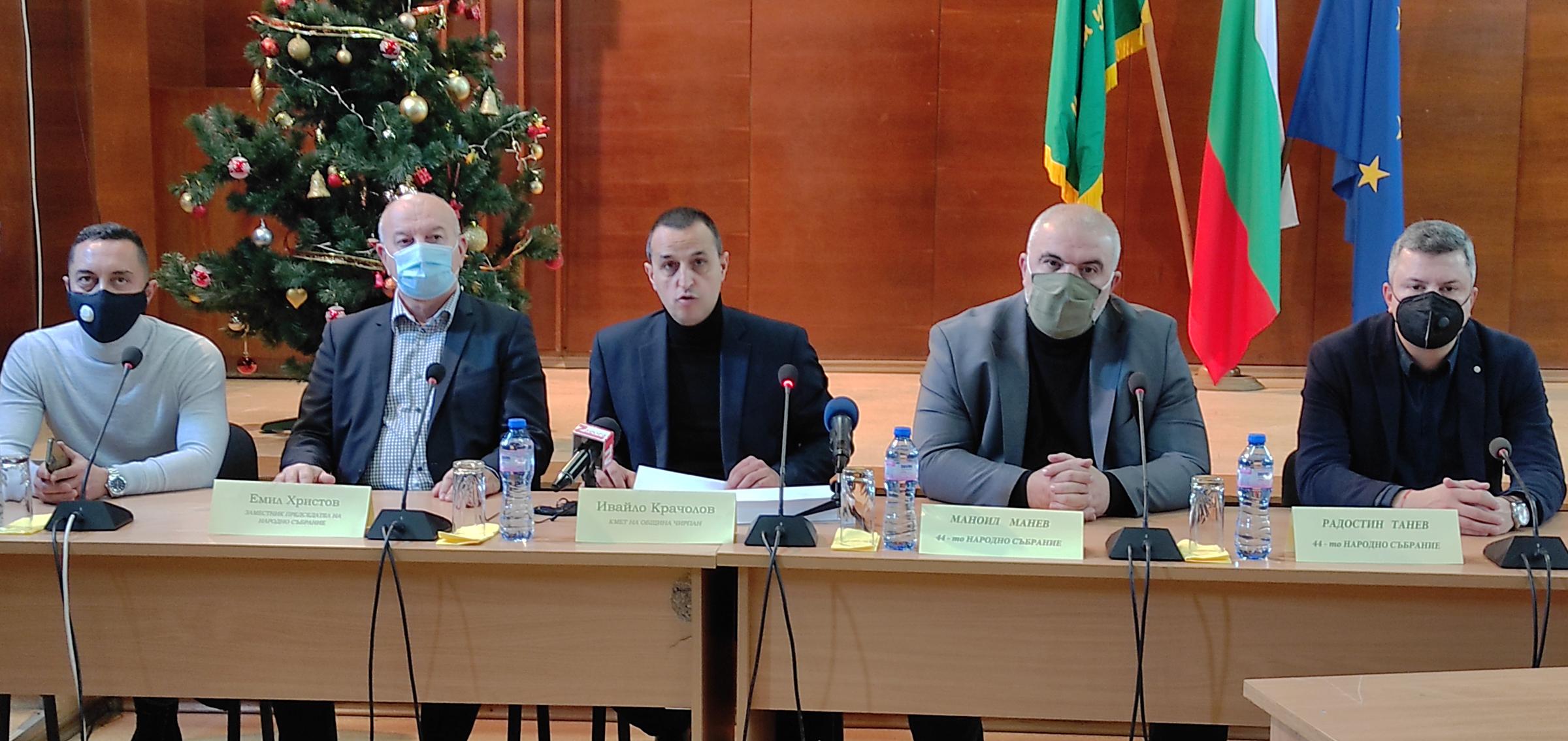 Ивайло Крачолов: Бюджетът на Община Чирпан е 20 млн. лева, от държавата получихме над 9 млн. лева субсидии