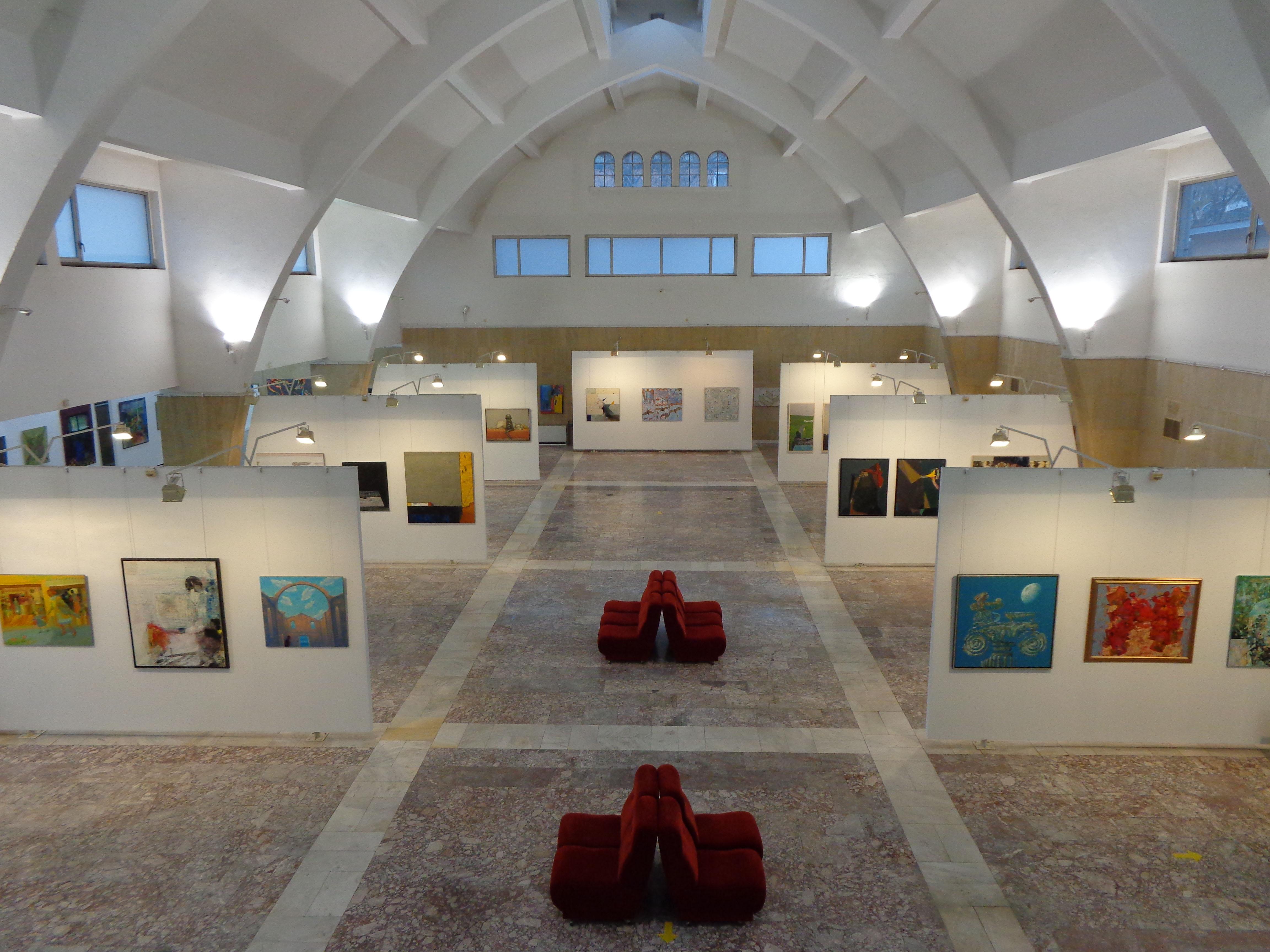 """Отлагат откриването на изложбата на творби от Петото балканско квадринале на живописта """"Митовете и легендите на моя народ"""""""