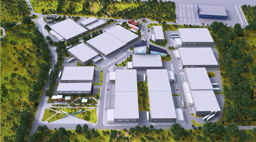 """Трети инвеститор има инвестиционно намерение за закупуване на терен в Индустриална зона """"Загоре"""""""