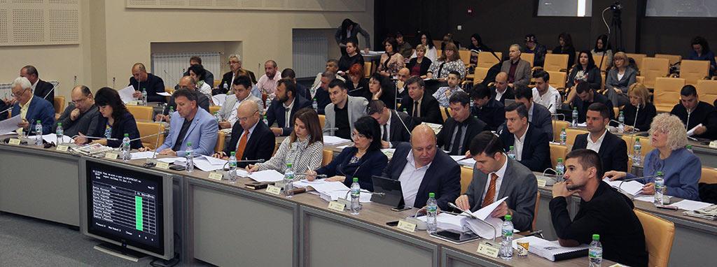 Близо 40 точки влизат в дневния ред на декемврийското заседание на Общински съвет Стара Загора