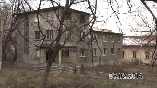 """Стара Загора в прехода – бившите казарми, днес парк """"Артилерийски"""""""