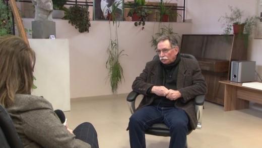 Изграждат паметници на поета Димитър Данаилов и художника Никола Манев в Чирпан