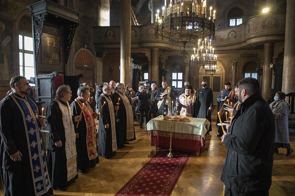 С панахида отбелязаха 143 години от повторното Освобождение на Стара Загора
