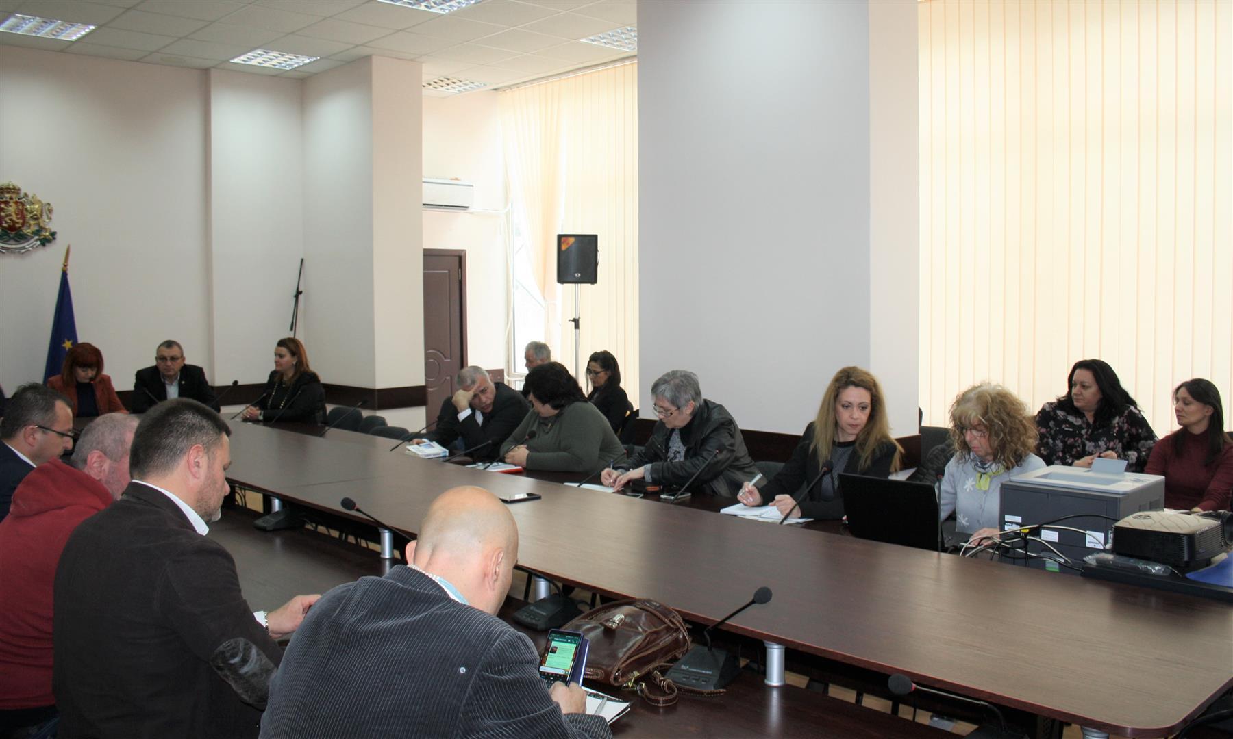 Консултациите за определяне състава на Районна избирателна комисия ще се проведат на 5 февруари