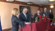 Д-р Душо Гавазов положи клетва като кмет на Мъглиж навръх рождения си ден