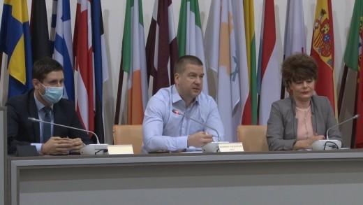 Пресконференция на кмета на Стара Загора Живко Тодоров: мерки за подкрепа на ресторантьорския бизнес