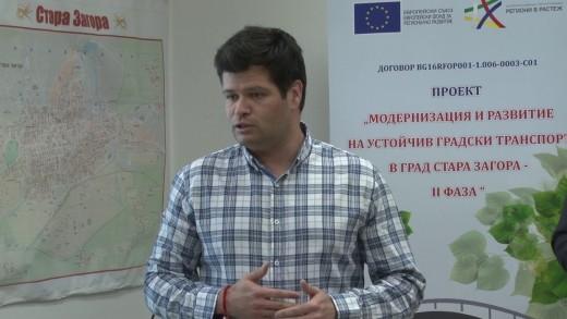 Община Стара Загора изгради модерна система за управление на трафика