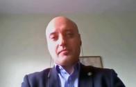 Предизборно студио. Доц. Атанас Славов, водач на листата на  Демократична България: 3000 лв. за всеки български гражданин, останал без доходи заради ковид кризата.