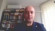 """14.04.2021г. Сутрин с нас 1 част. Доц. Атанас Славов, ДБ: """"Ключът за продължителността на 45 НС е в ръцете на ИТН"""""""