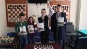 Старозагорски ученици станаха шампиони по  шахмат