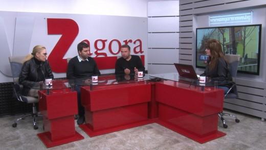 Избори в 27-ми Старозагорски МИР, говорят журналистите – Петък на живо
