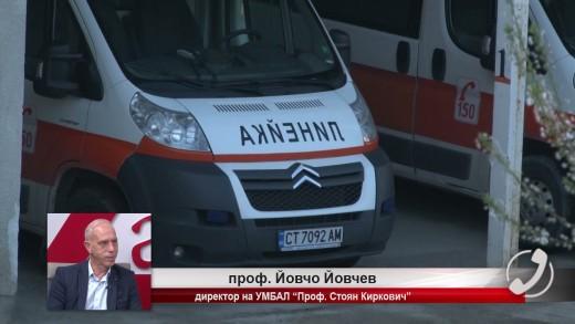 """Обособяват и ковид сектор за родилки в УМБАЛ """"Проф. Стоян Киркович"""", 200 са леглата за ковид болни."""