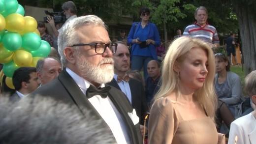 """Официално откриване на фестивала за ново европейско кино """"Златната липа"""" 2021"""