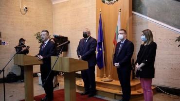 Правосъдният министър обяви екипа и приоритетите си