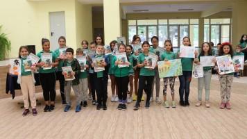Старозагорска ученичка спечели първо място на международен конкурс за рисунки