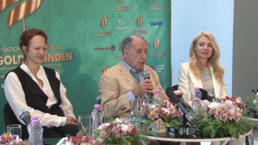 """Пресконференция с обявяване на победителите в """"Златната липа"""" 2021"""