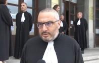 Адвокатската колегия на Стара Загора на протест срещу Модел 4 за реформа на съдебната карта