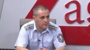 Натоварени пътни участъци, организация и контрол на пътния трафик, Бончо Славов-началник Пътна полиция в Стара Загора