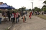 """Първа копка по проект за рехабилитация на част от улица """"9-ти септември"""" в село Дъбово"""