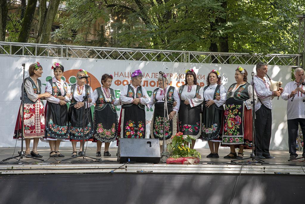 """Близо 80 плакета и за принос в съхранението и развитието на фолклора бяха присъдени на """"Богородична стъпка"""" 2021"""
